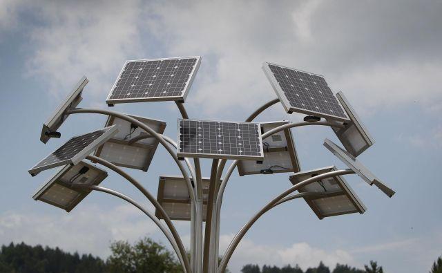 Razpršeni viri energije so cilj, ki je lahko priložnost. Foto Leon Vidic/Delo