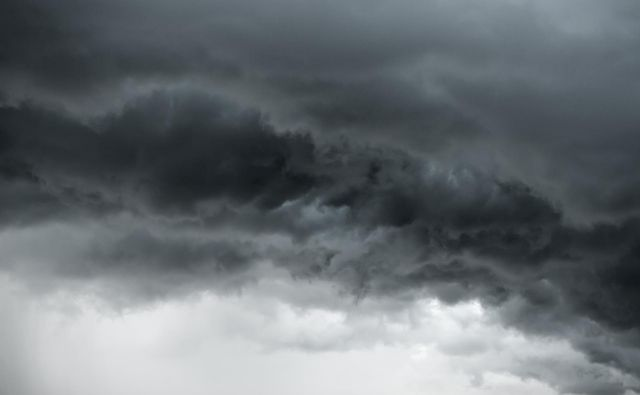 Bliža se nam hladna fronta. FOTO: Shutterstock