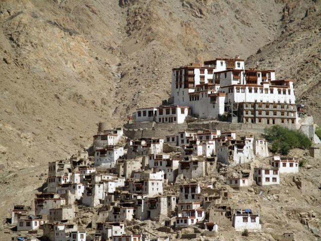 FOTO:Na Khardung-la − pa čim prej dol