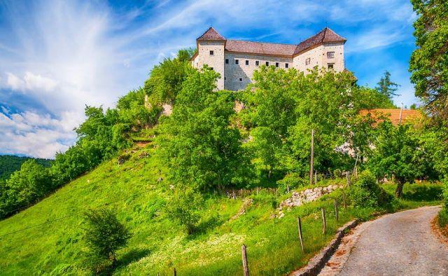 Ohranil se je le gornji grad. Spodnji je doživel katastrofo leta 1943, ko so ga zminirali partizani.