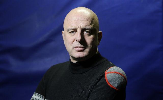 Dragan Živadinov<br /> Foto Jože Suhadolnik