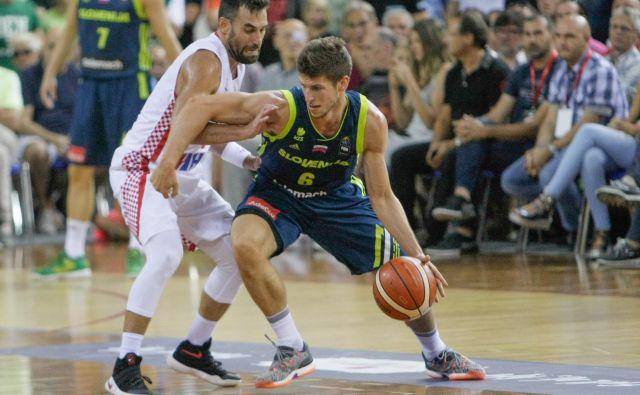 Slovenija bo prihodnji teden močnejša za Alekseja Nikolića.<br /> Foto Cropix