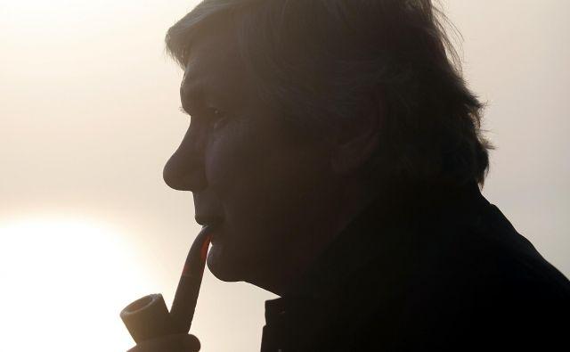 Boris Jež je kot novinar in komentator združeval nekaj redkih lastnosti. Slog njegovega pisanja je bil izpiljen. Bil je dobro obveščen. FOTO: Mavric Pivk
