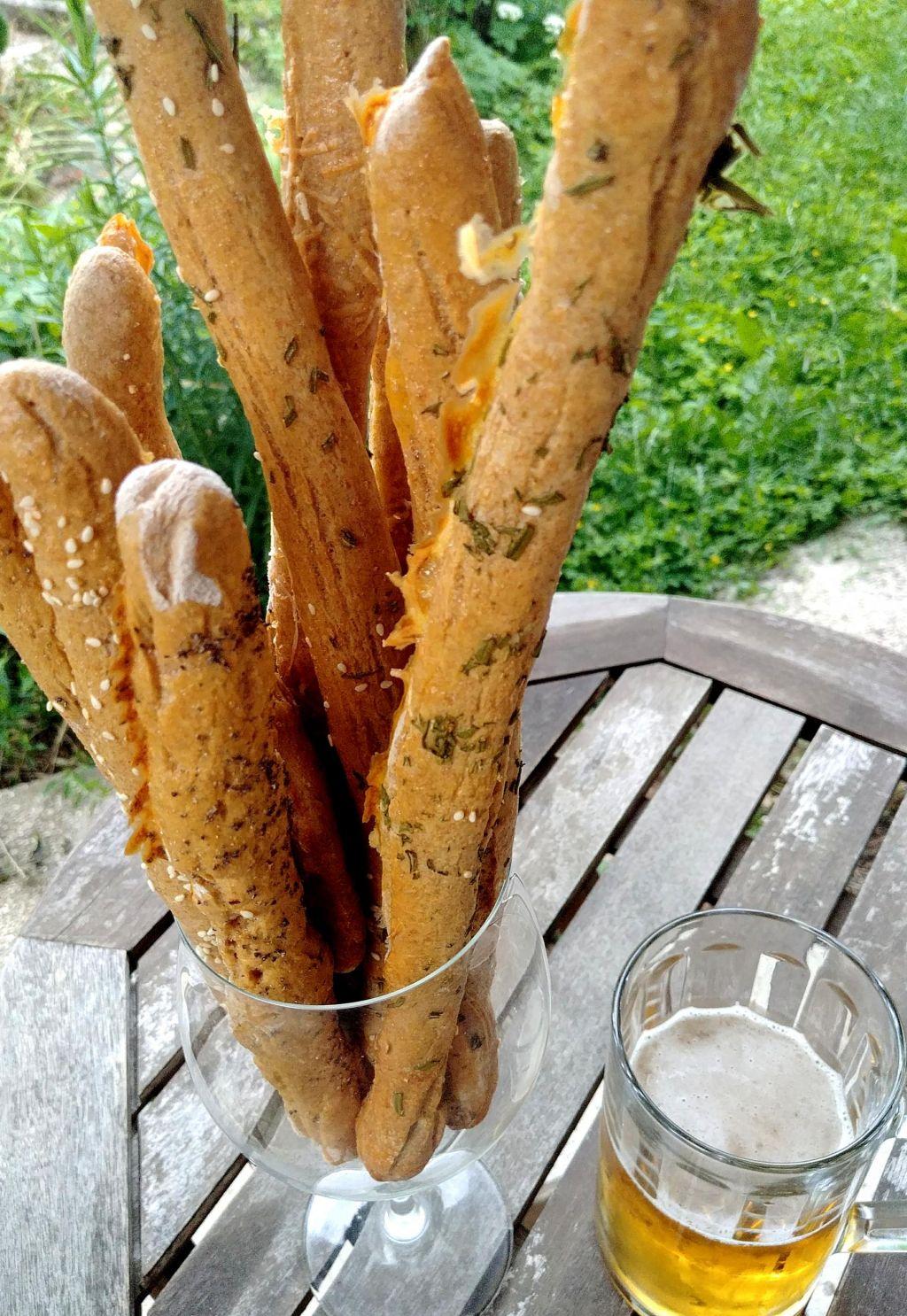 FOTO:Poletov recept: Nogometni grisini