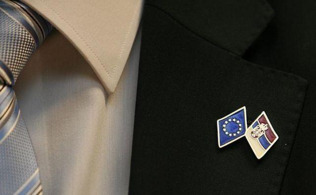 Srbija je zelo evropska država. Foto Ljubo Vukelič
