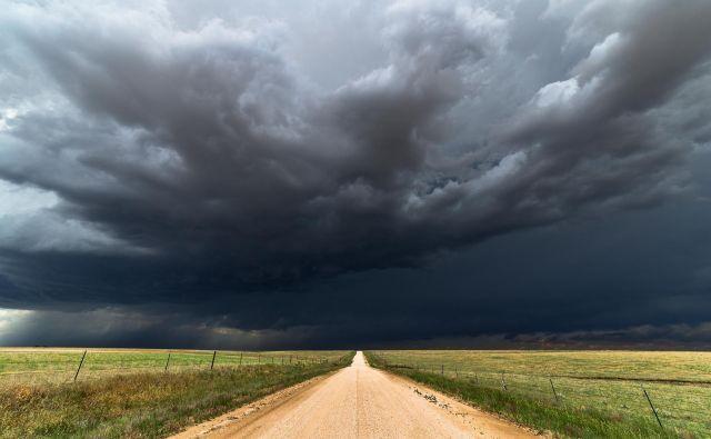 Nevihta. FOTO:Getty Images/iStockphoto