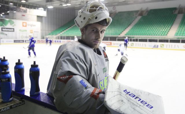 Gašper Krošelj je novi član češkega kluba Mlada Boleslav. Foto Leon Vidic/Delo