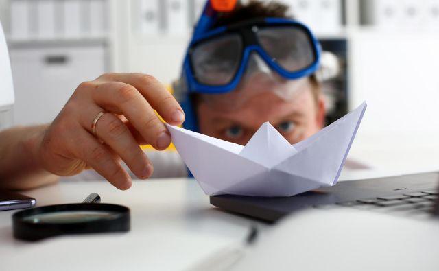 Ko je dela veliko, je še toliko pomembneje, da smo učinkoviti. Foto Shutterstock