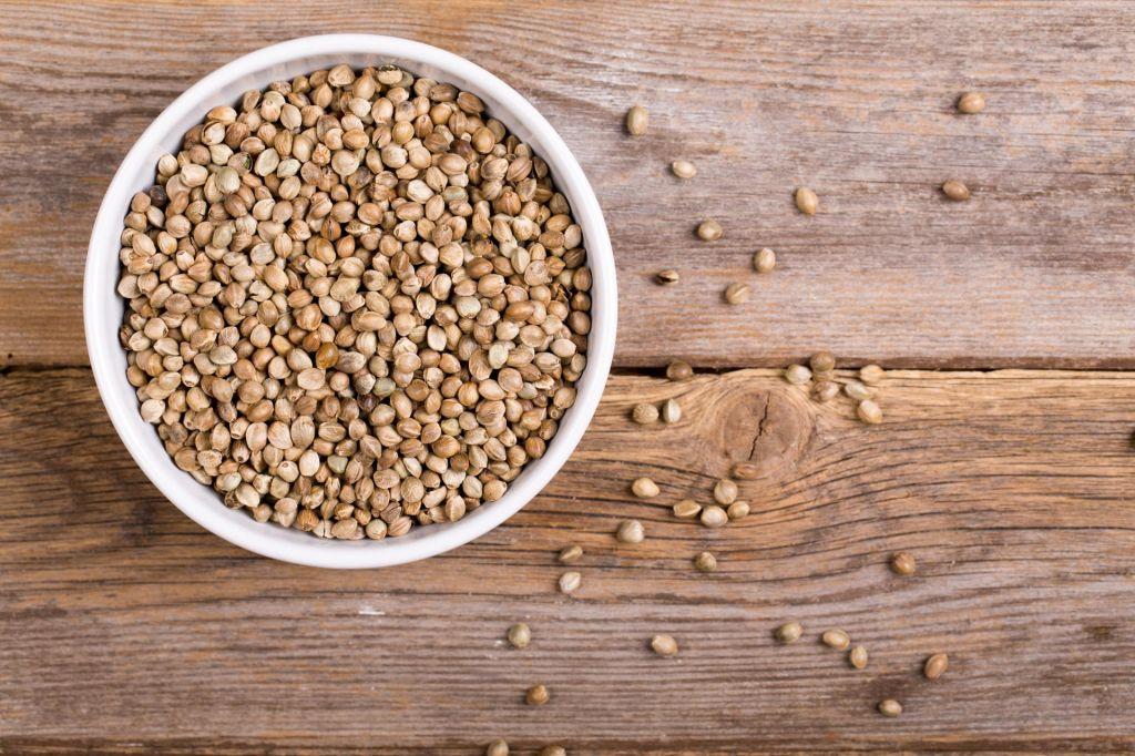 Vodič po superhrani: Konopljina semena