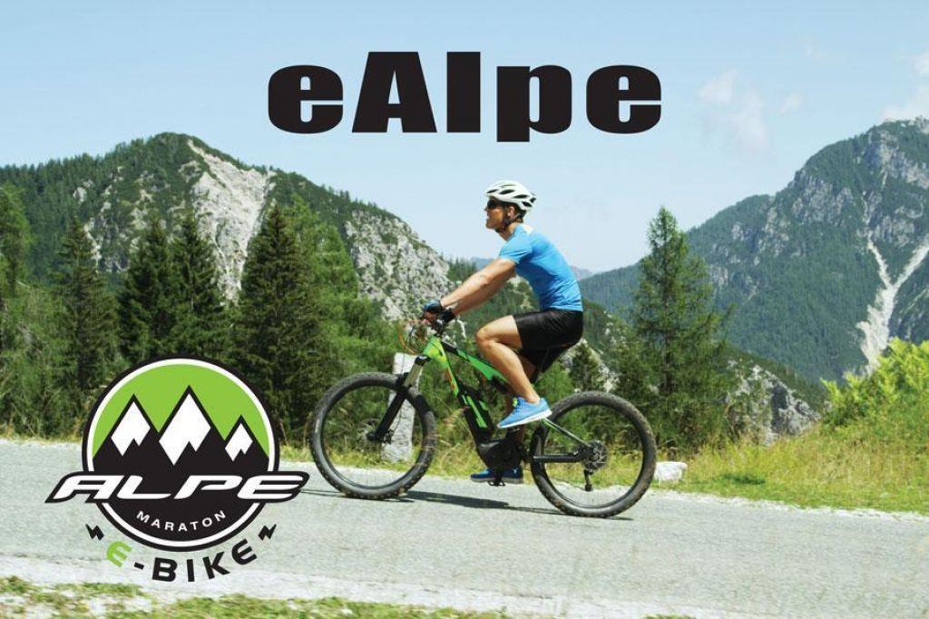 FOTO:Na maraton Alpe Scott z električnimi kolesi!