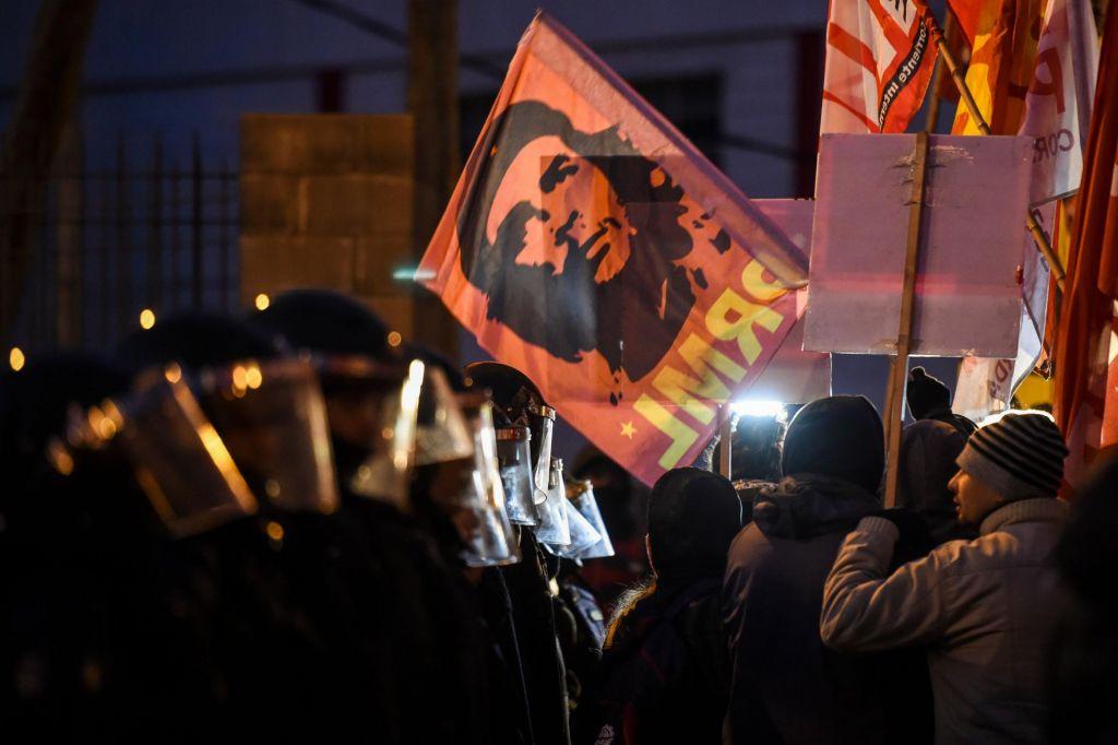 V Argentini stavkalo milijon delavcev