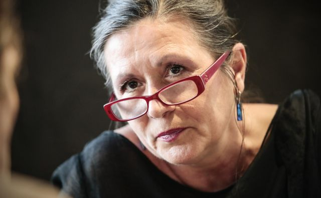 Dr. Vesna Vuk Godina, antropologinja.