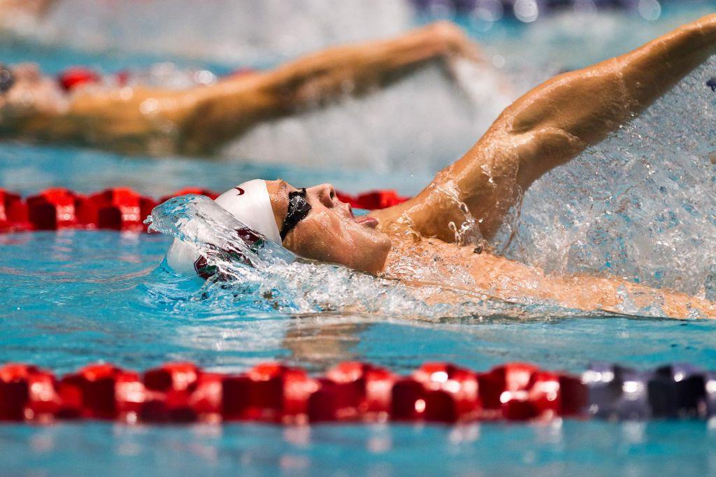 FOTO:Kako pravilno plavati hrbtno?