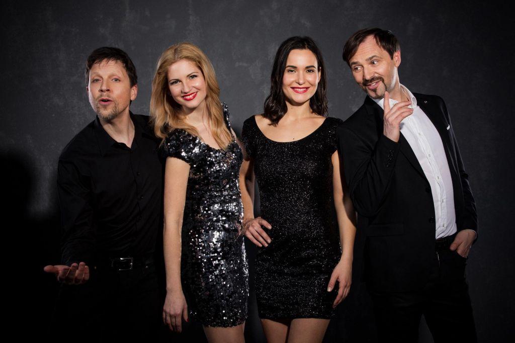 Desetletje jazzovskega kvartetaVox Arsana