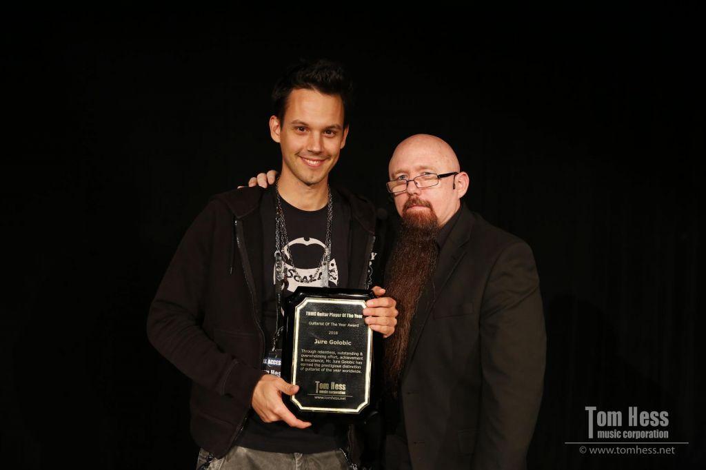 Mladi Slovenec prejel prestižno nagrado v ZDA