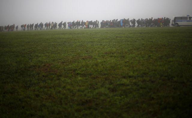Unija se trudi ustaviti nezakonite migracijske tokove. FOTO: Matthias Schrader/AP