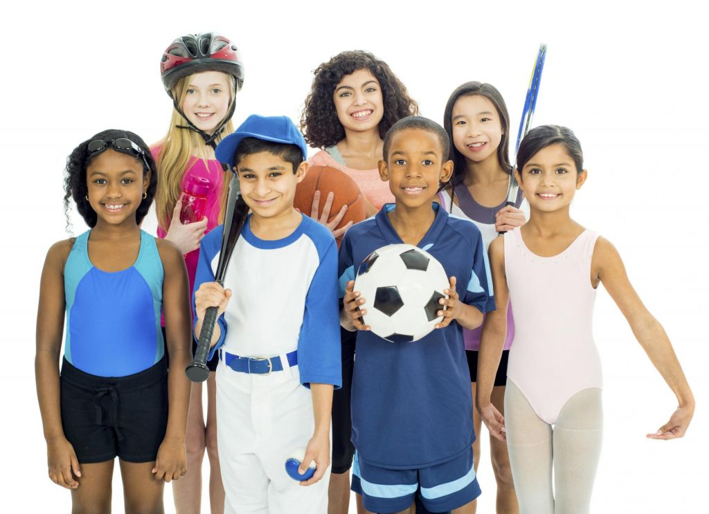 Šport in otroci. Padec je pot k uspehu.