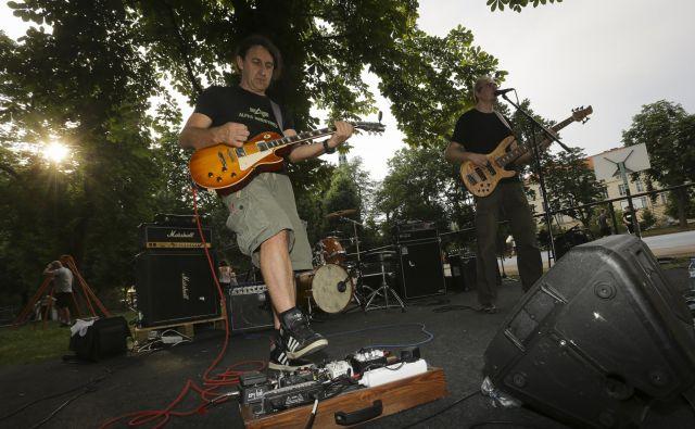 Festival glasbe Tabor FOTO: Jože Suhadolnik