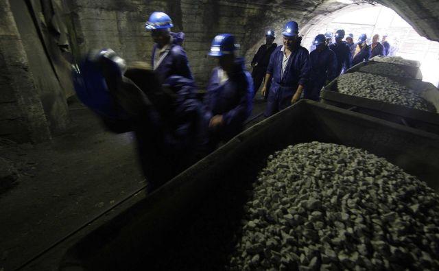V slovenskih rudnikih je bilo sredi 90. let še več kot 3000 zaposlenih, zdaj jih je manj kot 30. FOTO: Mavric Pivk