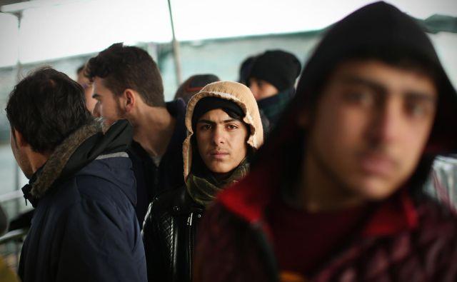 Od tega, kako bo obravnavala prišleke, je odvisna prihodnost Evrope. FOTO: Jure Eržen