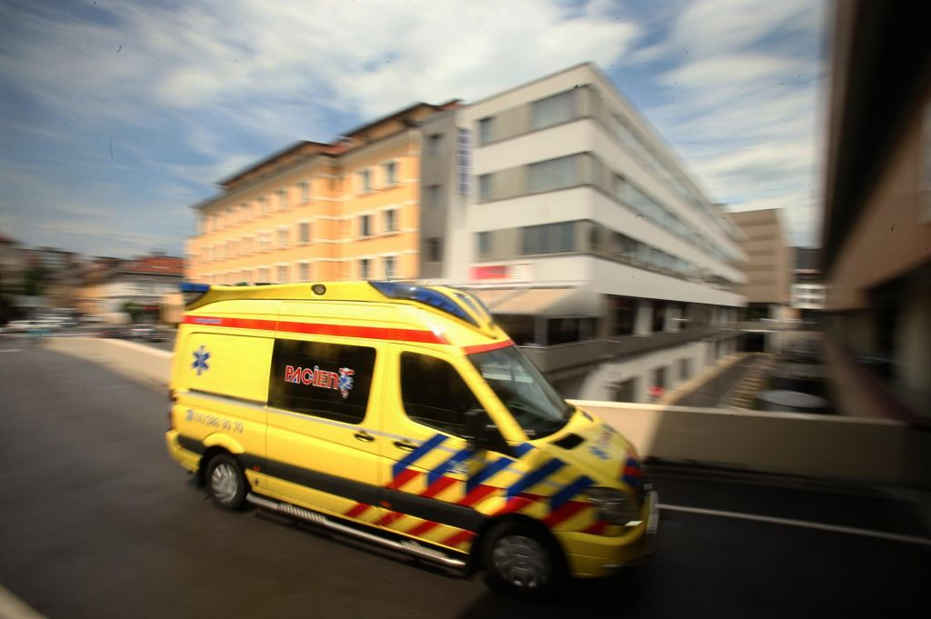 Vse več računov za obisk ambulante nujne medicinske pomoči