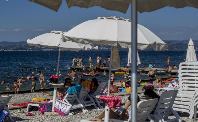V agenciji Palma so letos prodali vsaj 30 odstotkov več aranžmajev kot lani. FOTO: Voranc Vogel/Delo