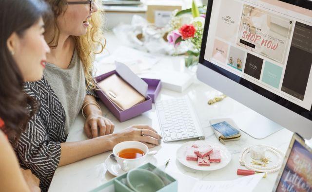 Odprite spletno trgovino! Foto Thinkstock