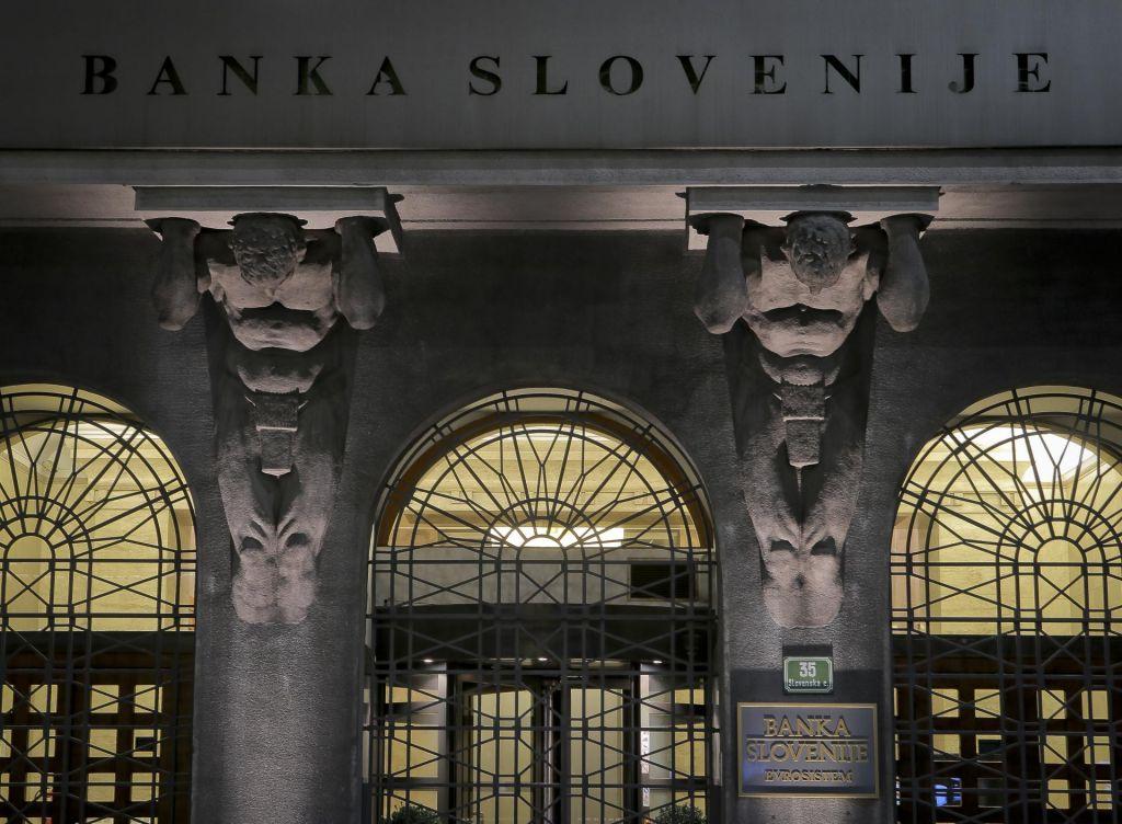 Kadrovske spremembe v Banki Slovenije