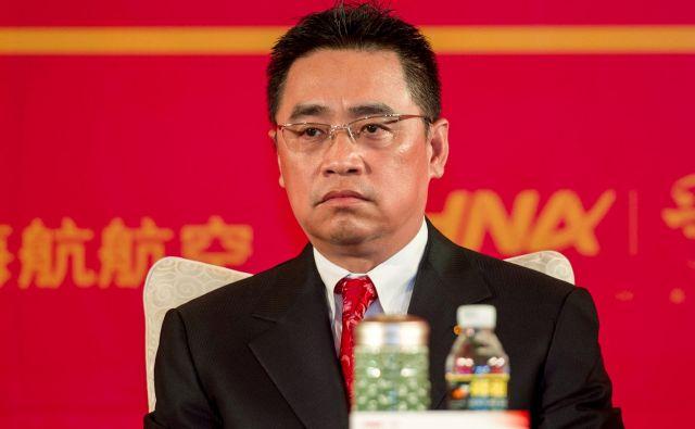 Wang Jian FOTO: Reuters