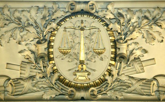 Danes bosta obtožena izvedela, kakšno usodo jima bo namenilo sodišče. Foto Blaž Samec