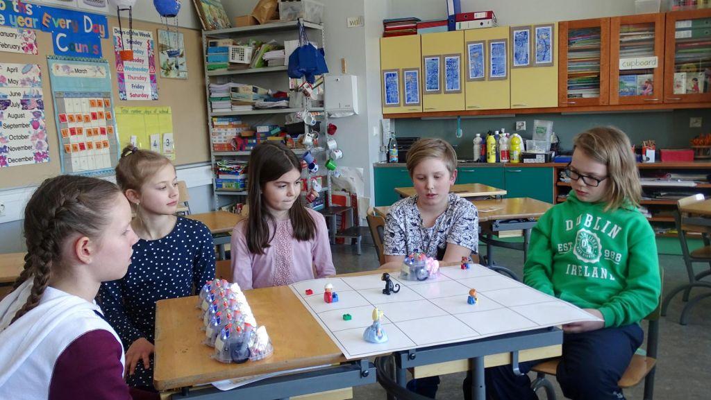 Usposobljenost učiteljev iz Finske za zgled