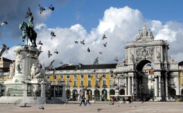 Portugalska je bila nekoč velika pomorska sila in tako tudi trgovka s sužnji. FOTO: Reuters