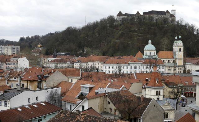 Sodišče je presodilo v korist Mestne občine Ljubljana. FOTO Blaž Samec