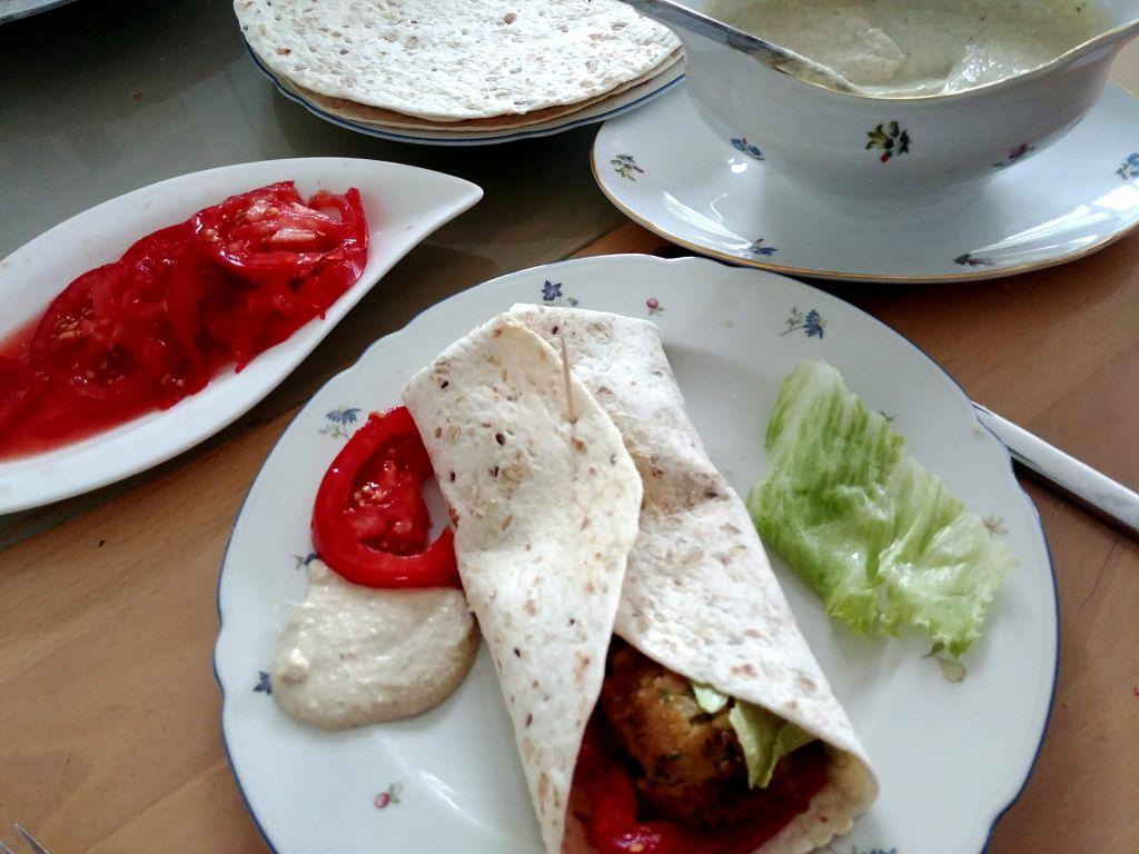 FOTO:Poletov recept: Skoraj Falafli