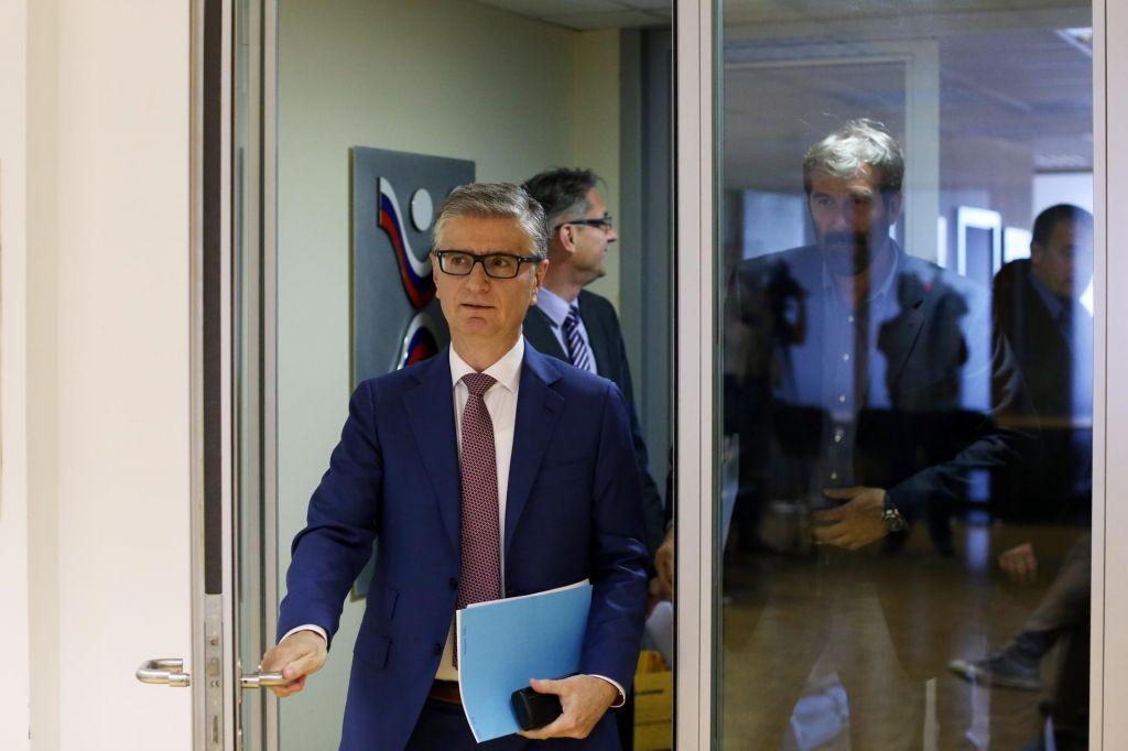 Bobinac: Vujović ima zaupanje, EHF bomo še naprej dihali za ovratnik
