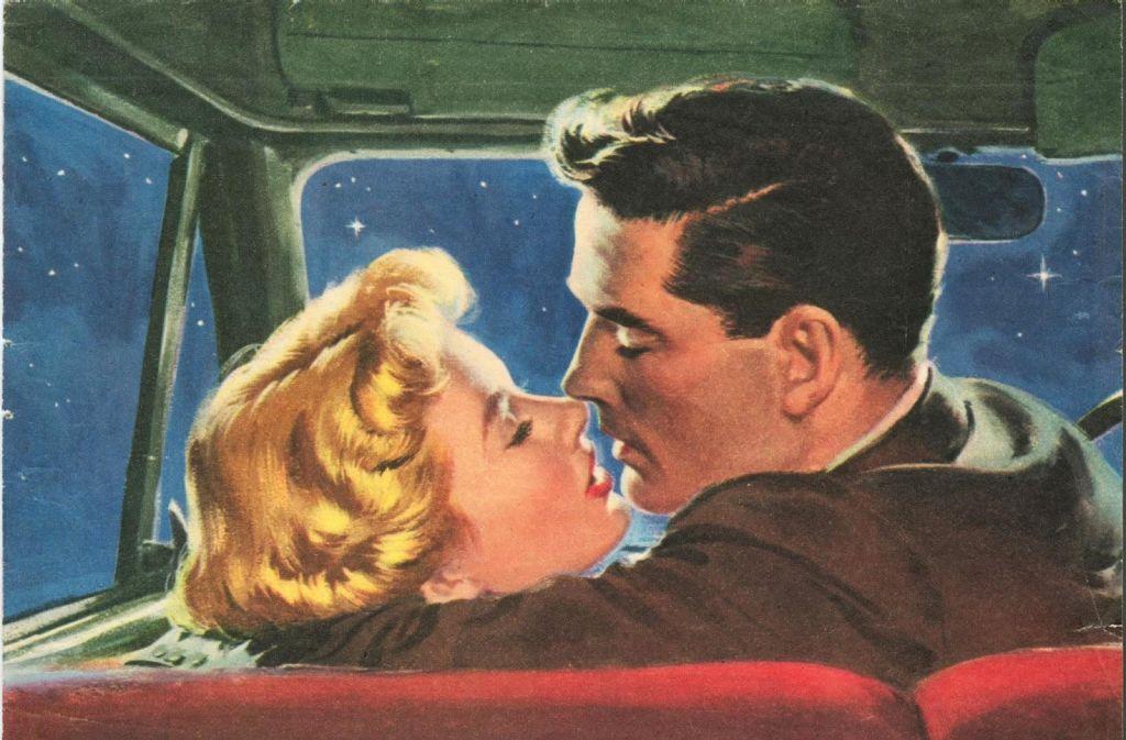 Ljubezenski roman v krempljih življenja