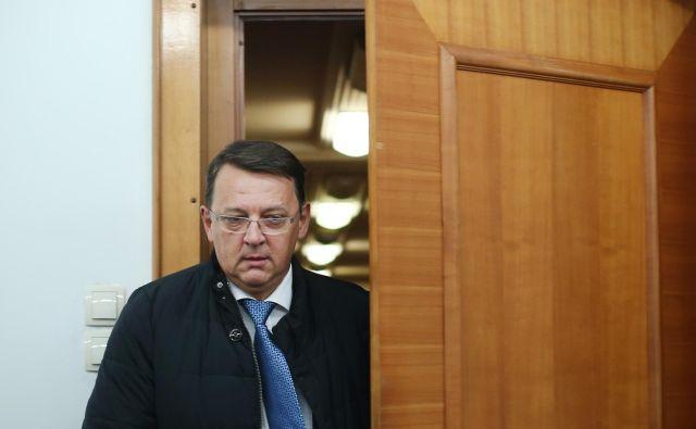 Anton Rop bo nov član nadzornega sveta.Foto Jure Eržen