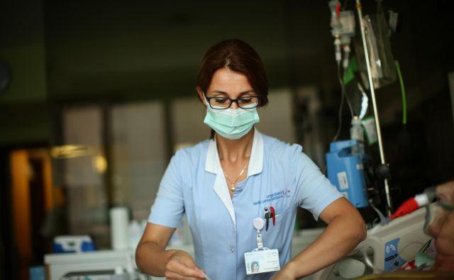 Kakovost in varnost zdravstvenega sistema bi morali biti prioriteti. FOTO: Jure Eržen