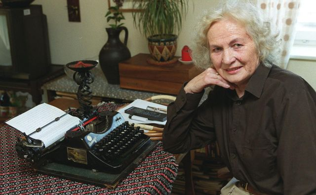 Mimi Malenšek. Foto TVS