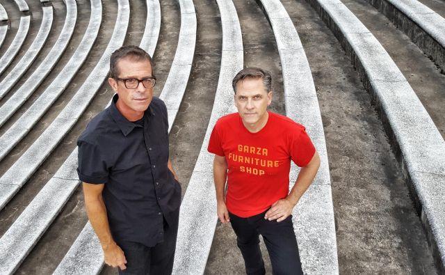 Calexico sta ustanovila John Convertino in Joey Burns. FOTO: arhiv organizatorja
