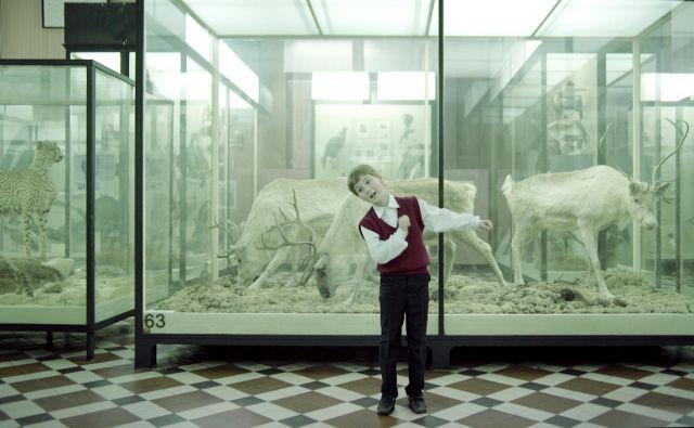"""Razstava """"Nebeška bitja. Ne človek ne žival"""" bo na ogled do 4. novembra. Foto Arhiv Muzeja sodobne umetnosti Metelkova"""