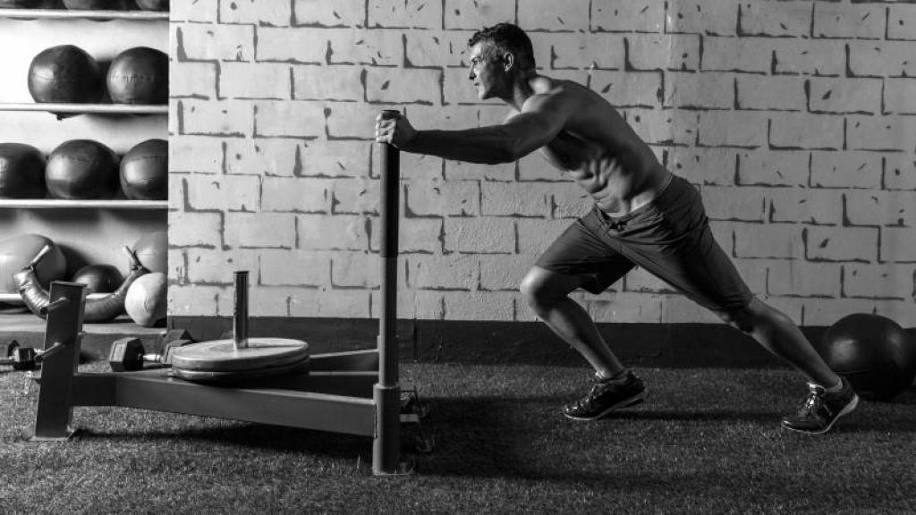 Hitra vadba: trenirajte kot vojaški pogodbenik