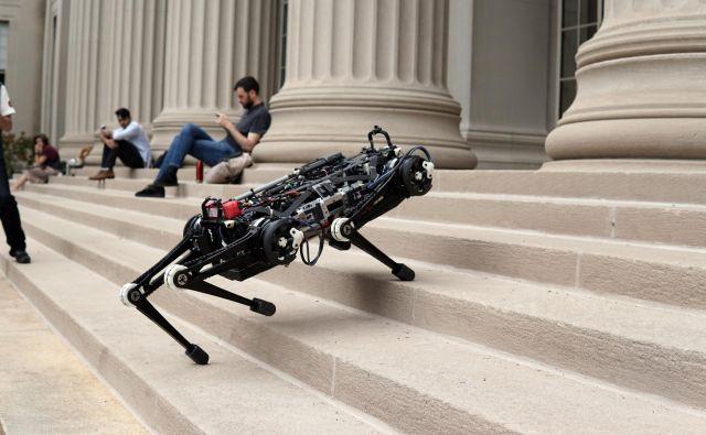 Robot gepard. Foto Mit