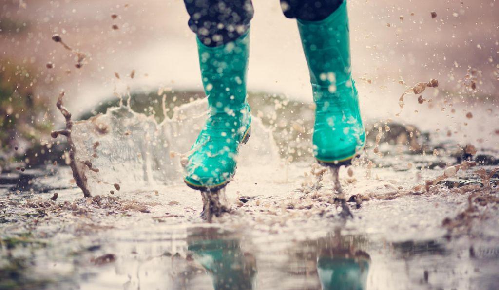 Padavine bodo do noči zajele večji del države