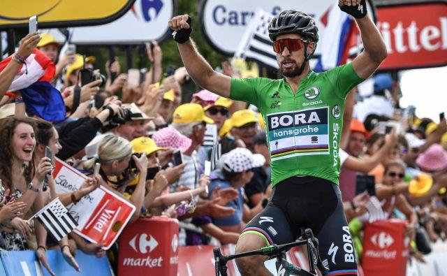 Sagan na Touru spet kaže šampionsko formo.