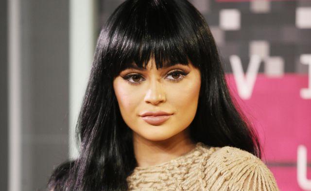 Kylie se je uvrstila na 27. mesto Forbesove lestvice najbogatejših podjetnic. Reuters
