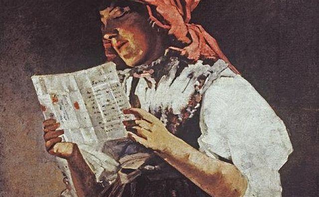Ena odmevnejših kraj se je zgodila junija 2000, ko je tat iz Narodne galerije odnesel olje Jožefa Petkovška z naslovom Pismo.