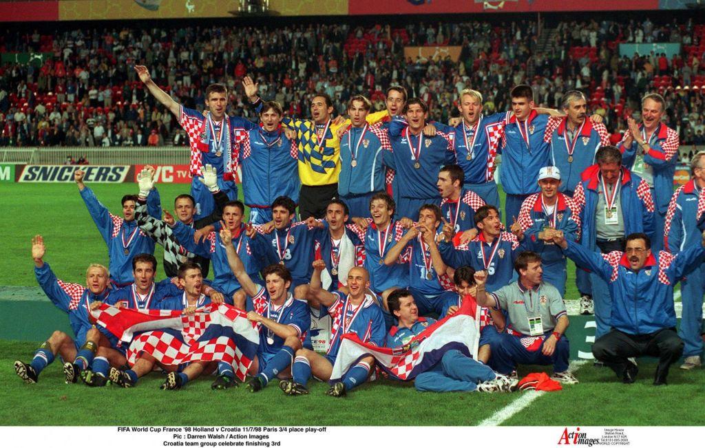 Na današnji dan so bili Hrvati tretji na SP 1998