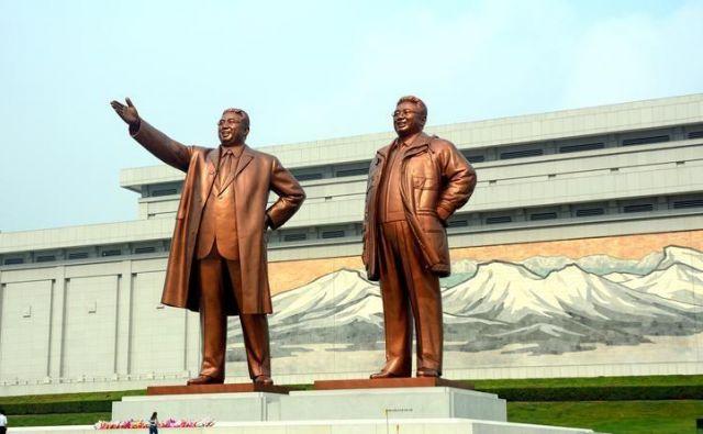Severna Koreja Foto Shutterstock