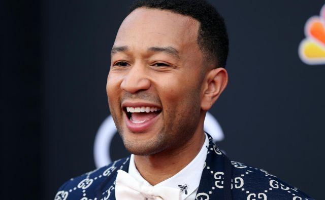 John Legend ima angelski glas. A očitno ne, ko ima vokalne vaje. FOTO: Steve Marcus/Reuters